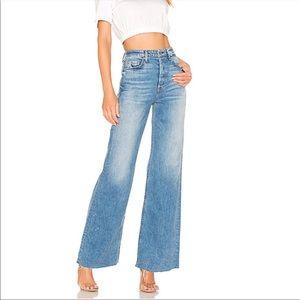 GRLFRND Carla Wide Leg Jeans 27